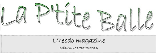 Read more about the article Edition n°1/2015-2016