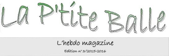 Read more about the article Edition n°3/2015-2016