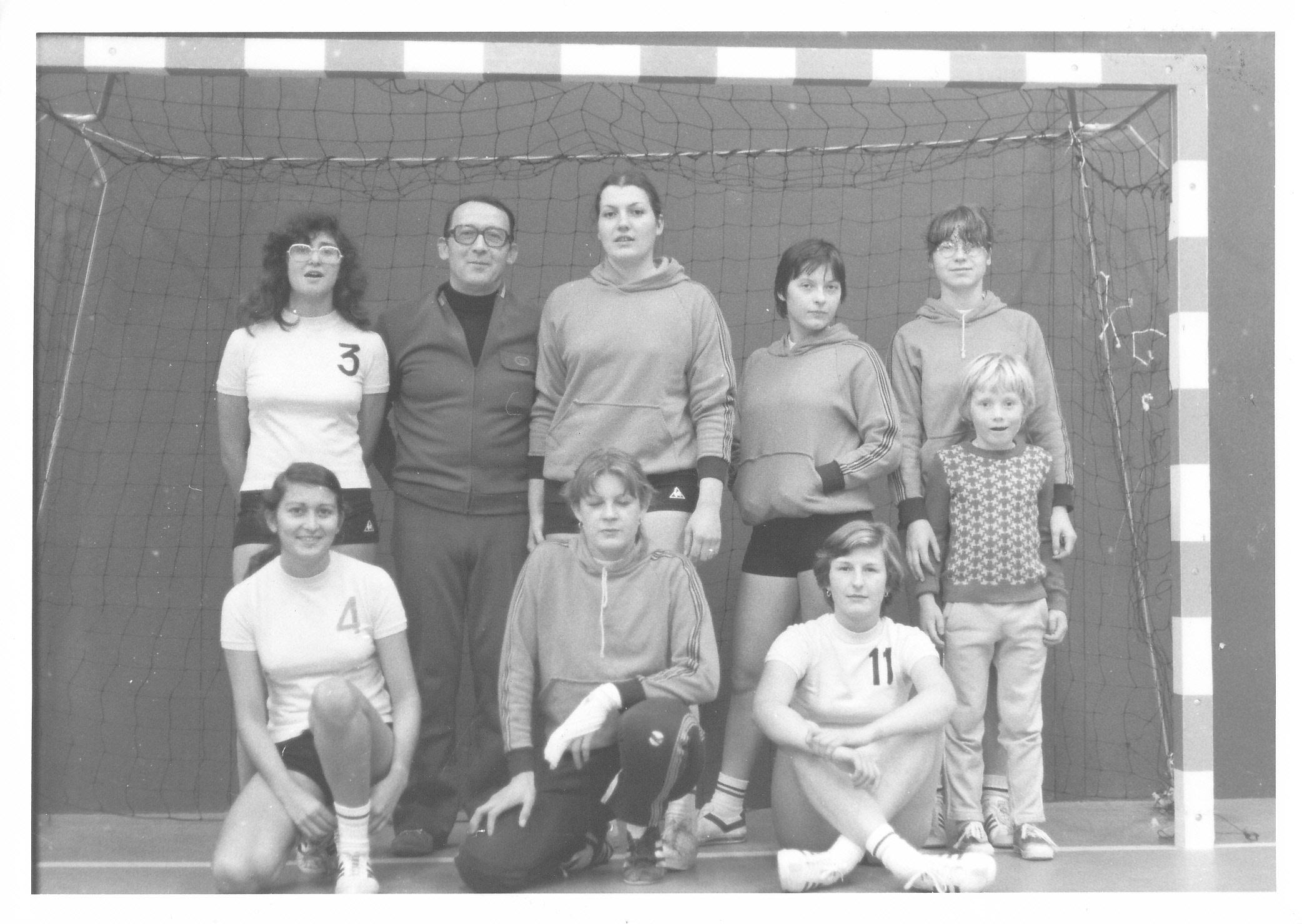 Seniors-feminines-Saison-1977-1978