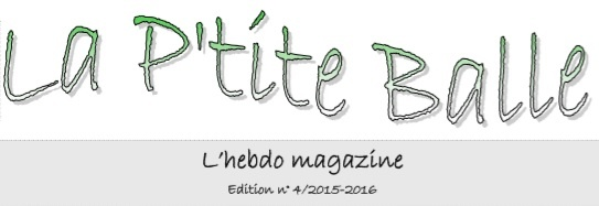Read more about the article Edition n°4/2015-2016