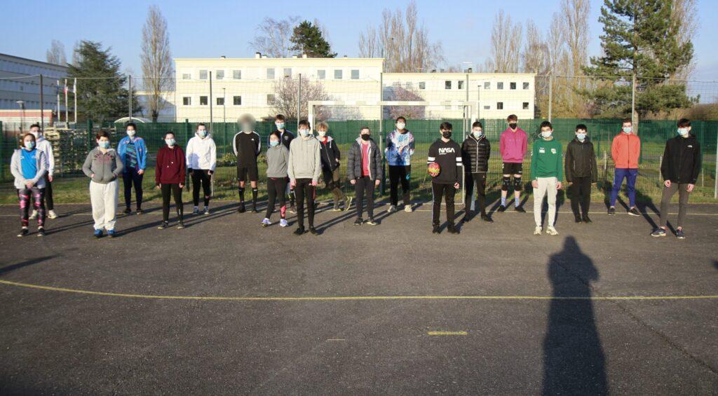 Read more about the article Reprise des activités de Handball au SMEPS
