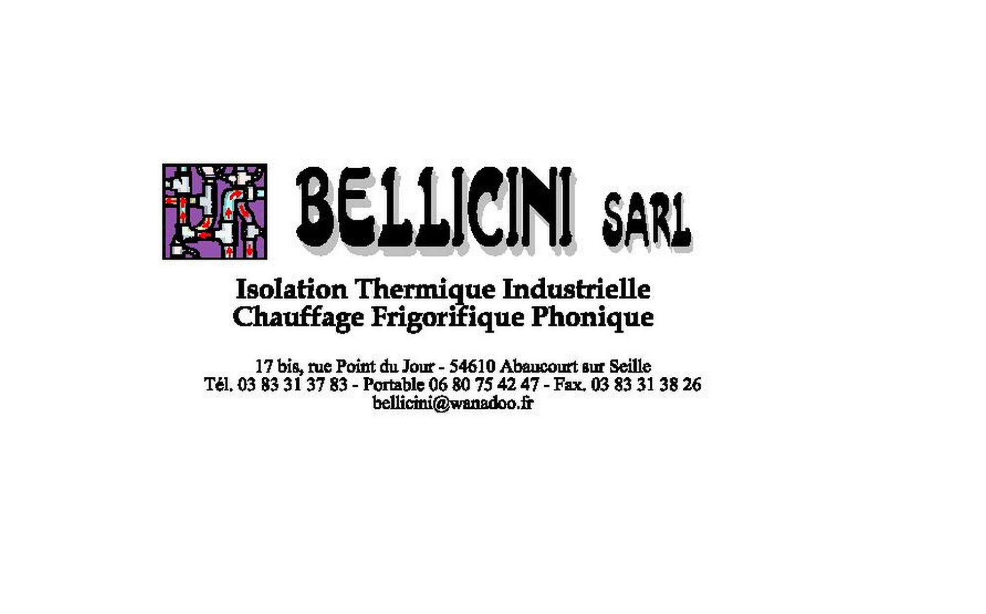 Bellicini sarl à Abaucourt-sur-Seille