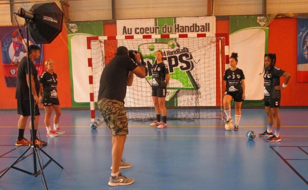 Read more about the article Shooting by SMEPS : le nouveau maillot de la saison 2021-2022
