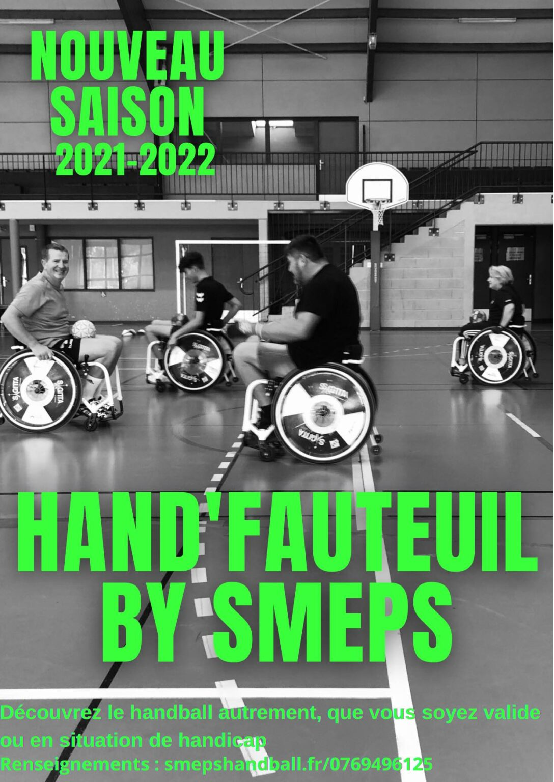 HAND'FAUTEUIL BY SMEPS