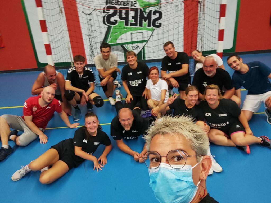 Equipe Loisirs SMEPS HB 54 - Saison 2021-2022