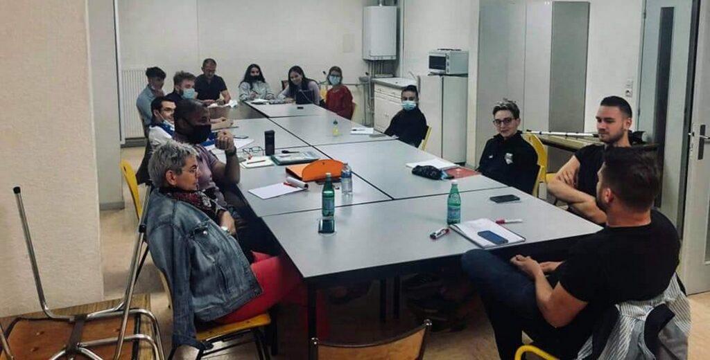 Read more about the article La formation des entraîneurs du SMEPS Handball