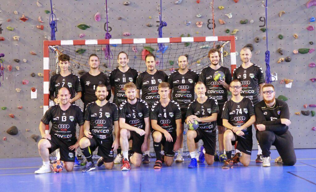 Seniors Masculins - SMEPS Handball 54 - Saison 2021-2022