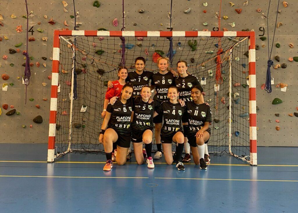 Championnat interdépartemental 54 -18 Filles - Saison 2021-2022