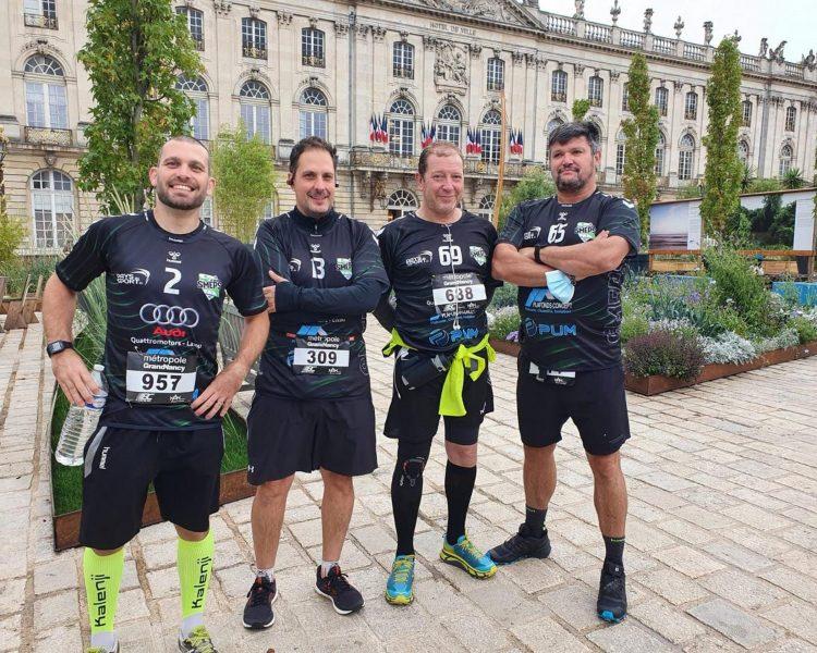 smeps hb 1 semi marathon de nancy du 03 10 2021